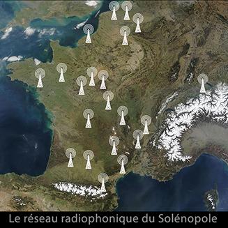 radiobalisage solenoide solenopole