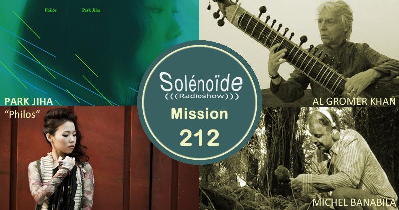 Emission > Solénoïde - Mission 212