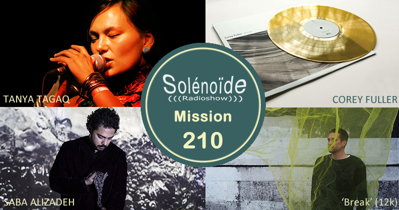 Emission > Solénoïde - Mission 210