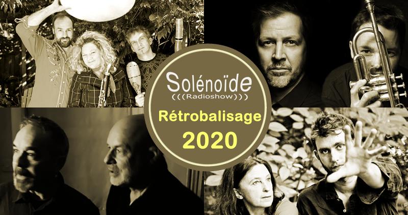 Emission > Solénoïde - Rétrobalisage 2020