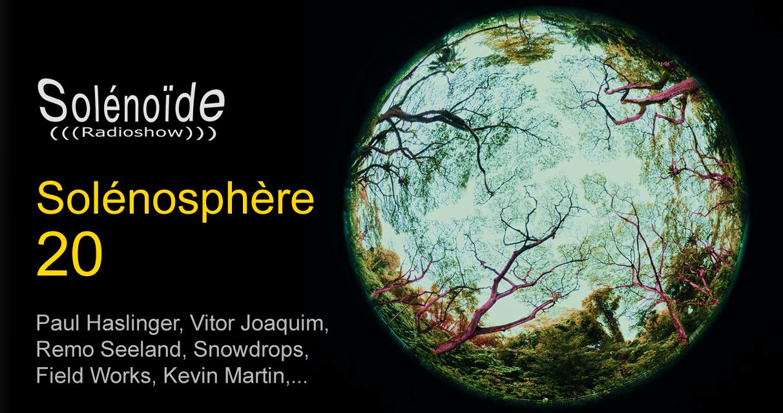 Emission > Solénoïde - Solénosphère 20