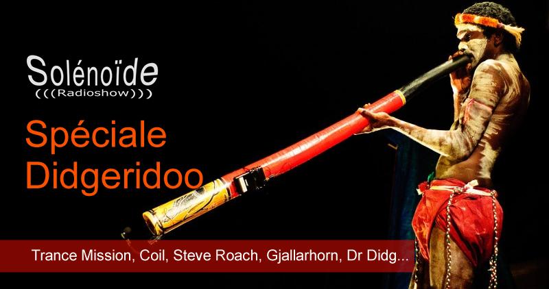 Emission > Solénoïde - Spéciale Didgeridoo 01