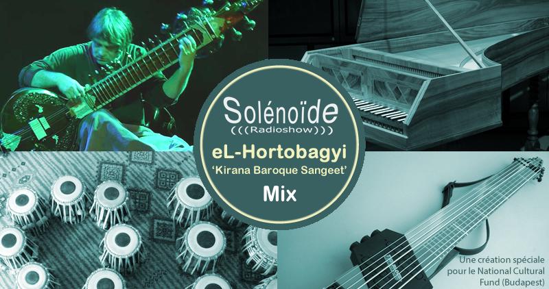 Laszlo Hortobagyi Mix - 'Kirana Baroque Sangeet'